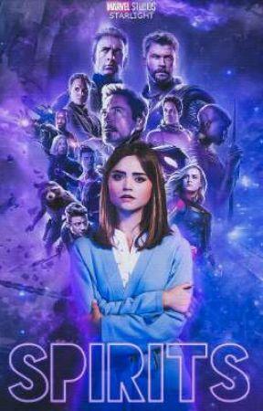 SPIRITS  💀  Peter Parker by S-Starlight