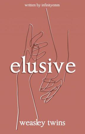 Elusive // The Weasley Twins by infinityemm