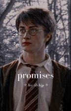 promises ❥ harry potter x fem!reader by ilyhjp