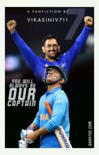 You Will Always Be Our Captain by vikasiniv711