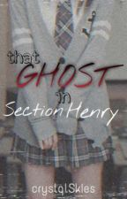 That GHOST in Section Henry by CrystqlSkIes