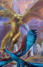 × Ve světě draků × od SistahNitka