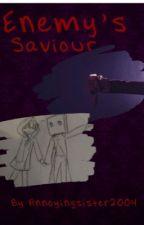 Enemy's Saviour (Little Nightmares Oneshot/Shortfic) by Annoyingsister2004