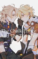The Chalk Prince and the Traveler by hazirahhusna