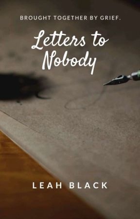 Letters to Nobody by leah_black394