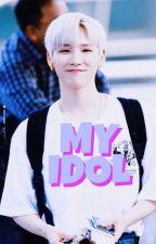 My Idol   AB6IX Woong by jisungbabaldeul