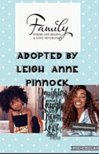 Adopted by Leigh-Anne pinnock by Riah_stories416