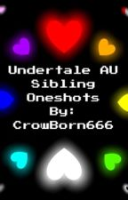 Undertale AU Sibling Oneshots by Computer_Dragon