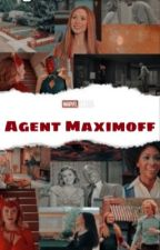 Agent Maximoff (Peter Parker x reader) by Y3llow__