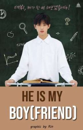 He is My (Boy)friend ✔ [COMPLETED] by ariniimandasari