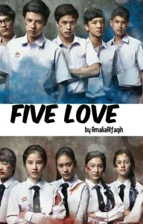 Five Love by RomanceWP