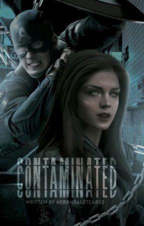 CONTAMINATED; captain america by herxndaletearss
