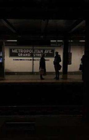 l'inconnu dans le métro by quakemrvl