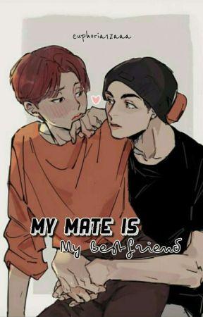 🔞My Mate Is My Bestfriend [VERKWAN] by euphoria12aaa