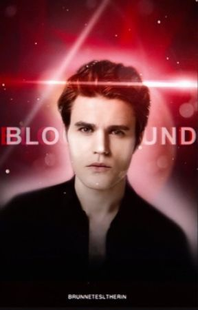 𝐁𝐋𝐎𝐎𝐃𝐁𝐎𝐔𝐍𝐃 ; stefan salvatore by brunetteslytherin