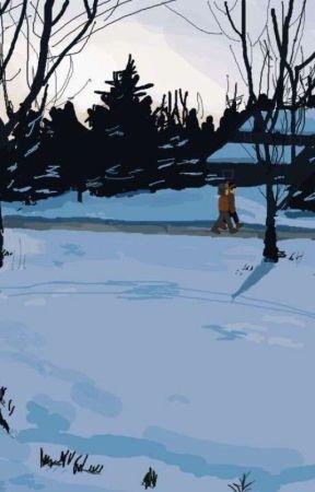 o inverno e a neve. by wuuming