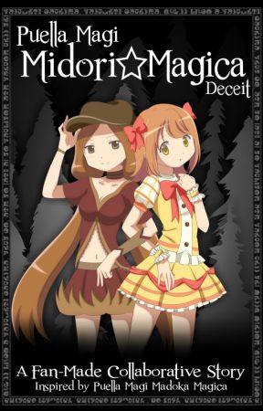 Puella Magi Midori ☆ Magica - Deceit by Midori-Magica