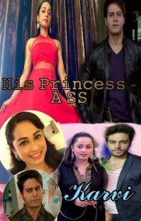 His Princess ~ A SS cover