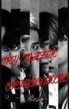 My Mafia Stepbrothers |BTS FF| by youcancallmerosepls
