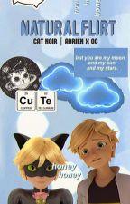 Natural Flirt (Cat Noir/Adrien Agreste x OC) [SLOW UPDATES] by randommsrandom