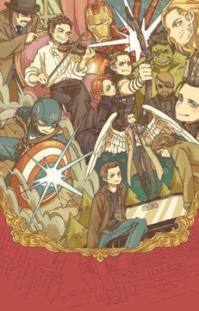 Avengers : Apocalypse by Elliot-Stark