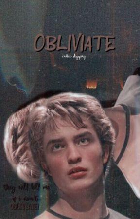 OBLIVIATE - cedric diggory by smokeskay