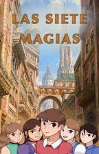 Las  siete magias (Volumen 1) by Abmiram