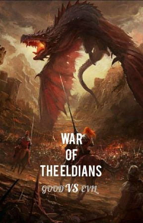 THE WAR OF THE ELDIANS (BNHA) by SRADHAANIME