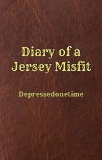 Diary of a Jersey Misfit (Frerard) cover