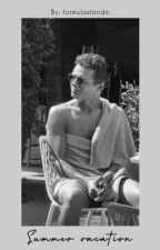 Summer Vacation - Lando Norris by formulaxlando
