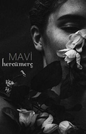 MAVİ by blueanalien
