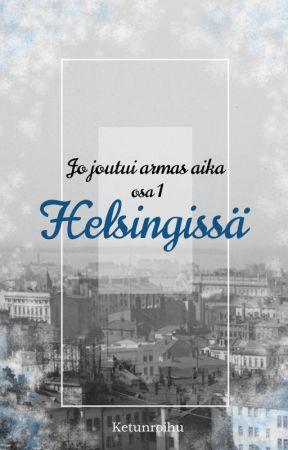 Helsingissä by Ketunroihu