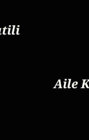 Aile Katili by x_dilek_27