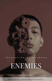 enemies | d.malfoy.  ⁽ᵗᵉʳᵐᶦⁿᵃᵈᵃ⁾ cover