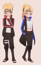 The prodigy uzumaki twins by annie-24590