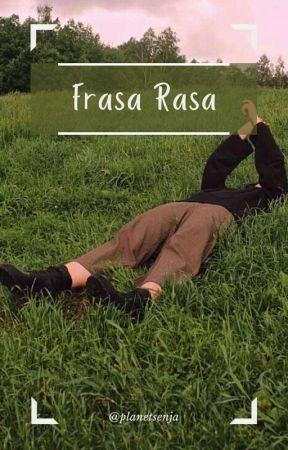 Frasa Rasa (Poems) by planetsenja