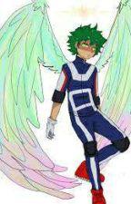 A Caring Angel by LilyFlower75