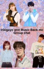 Inkigayo and Music Bank Mc Group Chat by disgustingbread