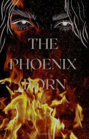 The Phoenix Born by cherrysstyles