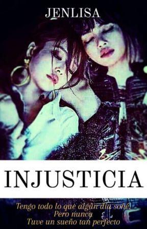 Injusticia - Jenlisa by my_eidri