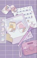 My art book  by Sero_da_tape_boi