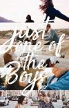 Just One Of The Boys  cover