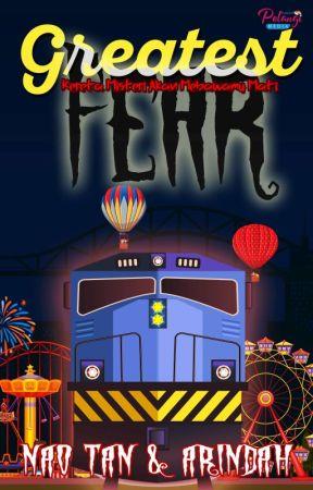 Greatest Fear  by arindah_lis