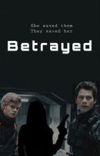 Betrayed   the maze runner, Newt by EvonyChavez