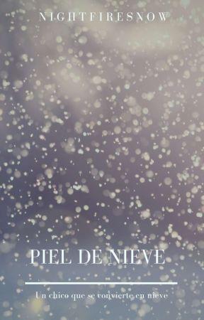 El chico con piel de nieve || ChenMin by NIGHTFIRESNOW