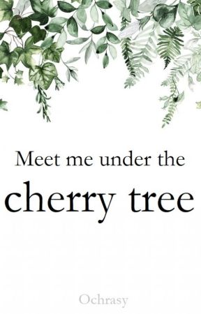 Meet me under the cherry tree by Ochrasy