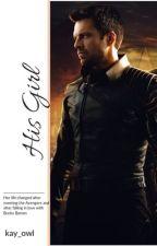 His Girl (Bucky Barnes Fan-Fiction) by kay_owl