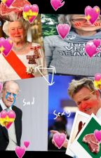 That Vegan Teacher x Gordon Ramsey x Queen Elizabeth ( massive shit-post ) by ShltPoster69