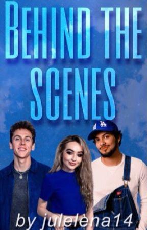 ➳ Behind The Scenes  by julelena14
