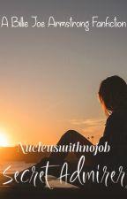 Secret Admirer//Billie Joe Armstrong\\ by Aquatelostyx